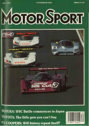Cover of archive issue May 1991