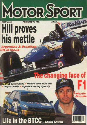Cover of archive issue May 1995
