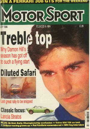 Cover of archive issue May 1996
