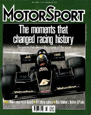 Cover image for May 2000