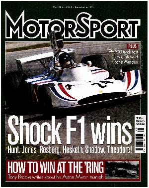 Cover of archive issue May 2001