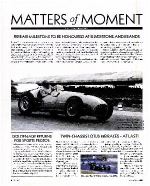 Page 6 of May 2001 archive issue thumbnail