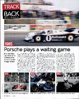 Page 20 of May 2005 archive issue thumbnail