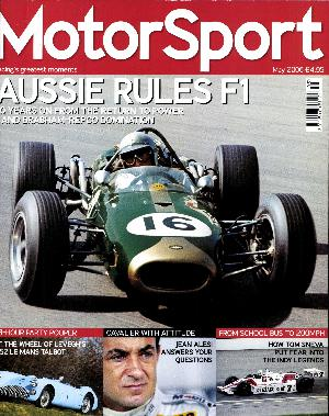Cover image for May 2006
