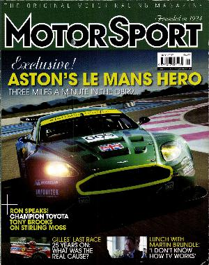 Cover image for May 2007