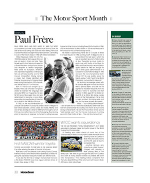 Page 30 of May 2008 archive issue thumbnail