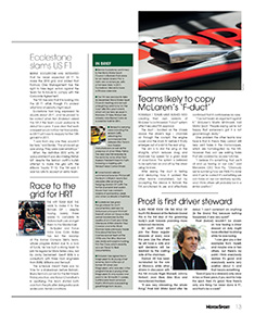 Page 13 of May 2010 archive issue thumbnail