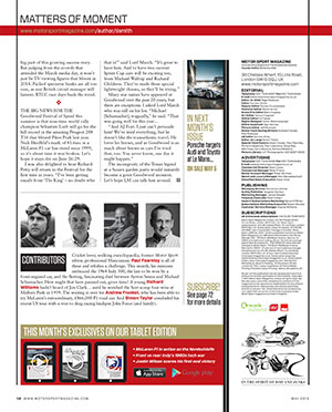 Page 12 of May 2014 archive issue thumbnail