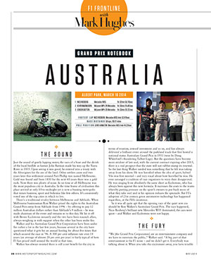 Page 36 of May 2014 archive issue thumbnail