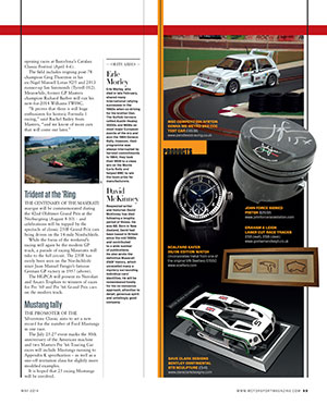 Page 53 of May 2014 archive issue thumbnail