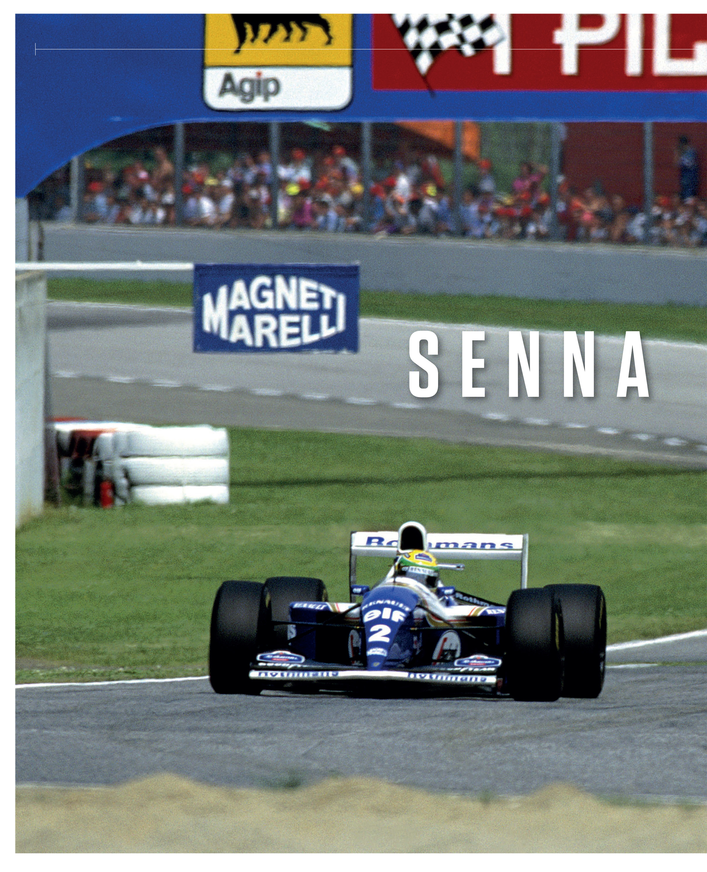 Senna vs Schumacher, a rivalry unfulfilled image