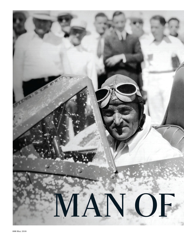 Man of speed image
