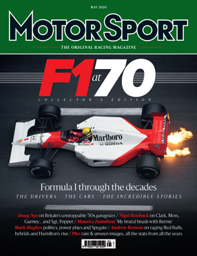 Cover image for May 2020