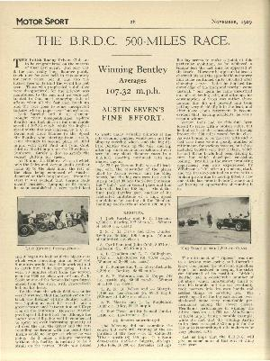 Page 28 of November 1929 archive issue thumbnail