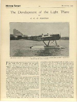 Page 44 of November 1929 archive issue thumbnail