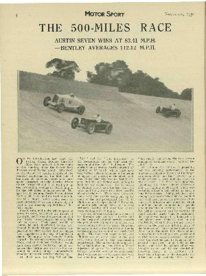 Page 4 of November 1930 archive issue thumbnail