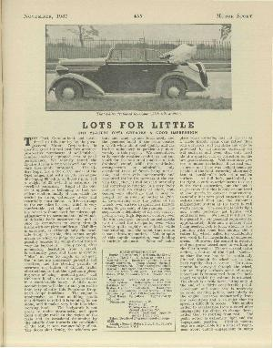 Page 9 of November 1936 archive issue thumbnail