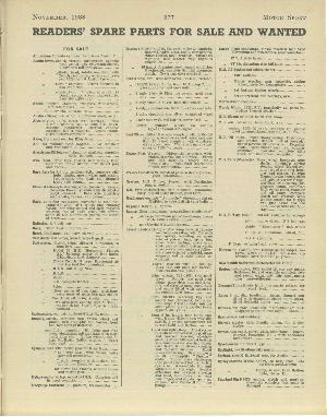 Page 3 of November 1938 archive issue thumbnail