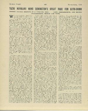 Page 30 of November 1938 archive issue thumbnail