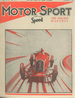Cover of archive issue November 1941
