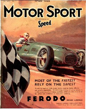 Cover image for November 1949