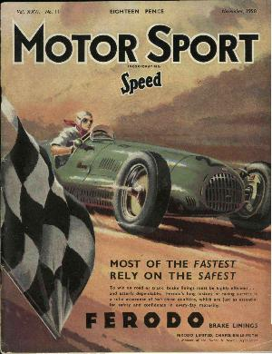 Cover image for November 1950