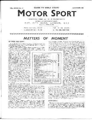 Page 7 of November 1952 archive issue thumbnail