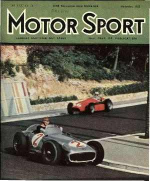Cover image for November 1955