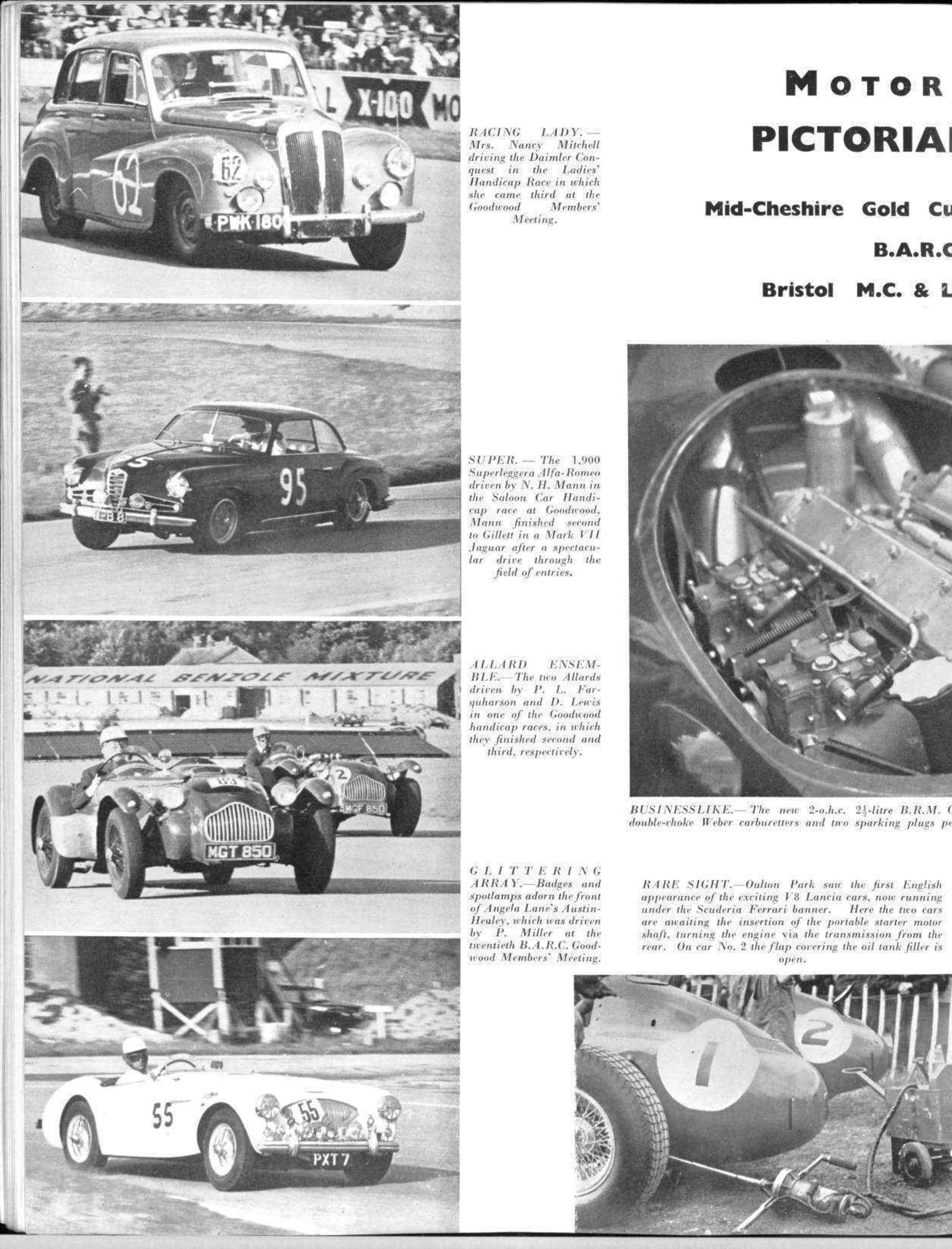 Motor Sport Pictorial Review