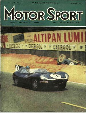 Cover image for November 1957