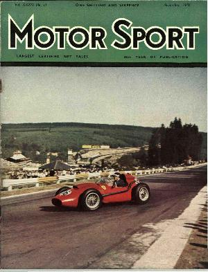 Cover image for November 1958
