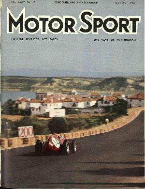 Cover of archive issue November 1959