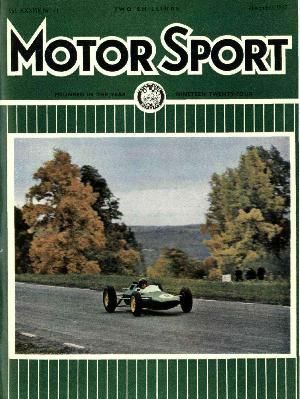Cover image for November 1962