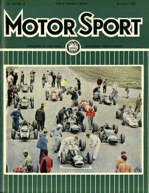 Cover of archive issue November 1965