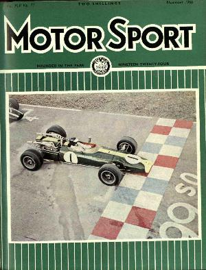 Cover image for November 1966