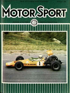 Cover image for November 1968
