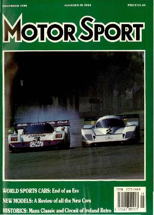 Cover image for November 1990