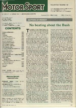 Page 3 of November 1991 archive issue thumbnail