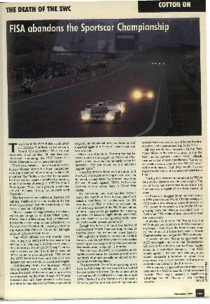 Page 35 of November 1992 archive issue thumbnail