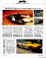 Archive issue November 2003 page 22 article thumbnail