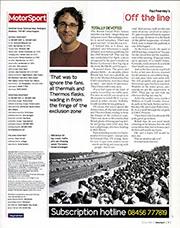 Page 7 of November 2004 issue thumbnail