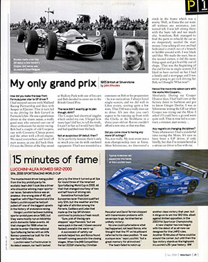 Page 21 of November 2004 archive issue thumbnail