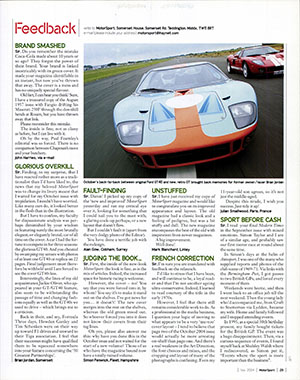 Page 29 of November 2004 archive issue thumbnail