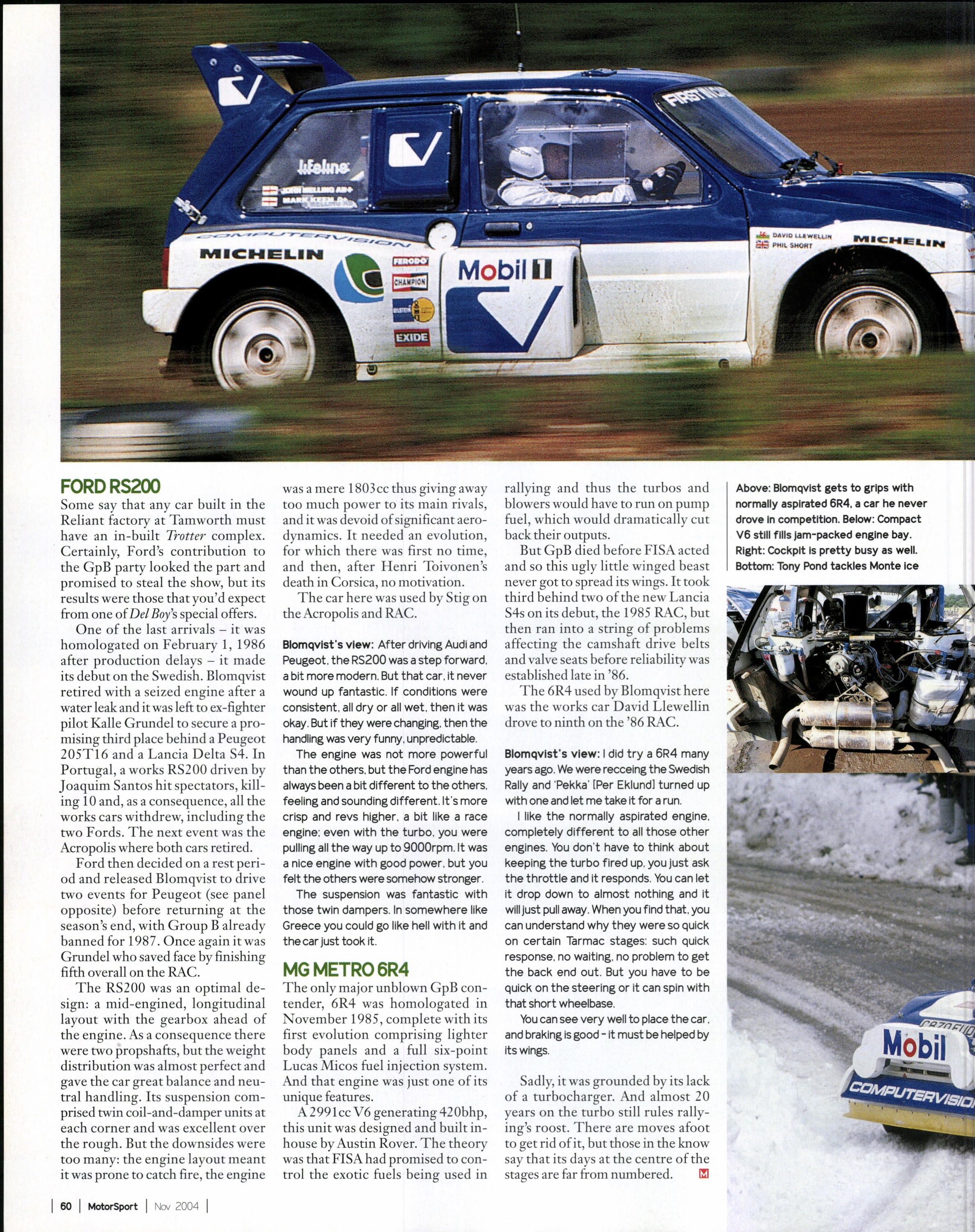 ford rs200 image