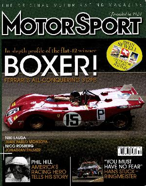 Cover of archive issue November 2006