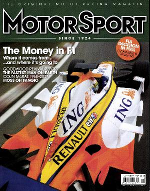 Cover image for November 2007