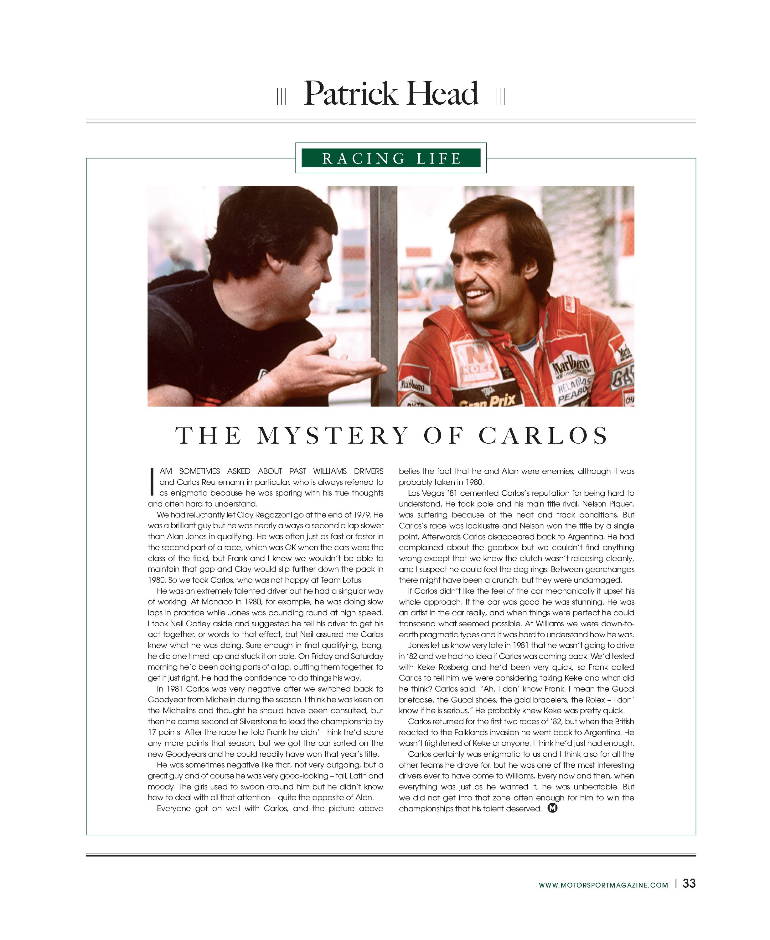 the mystery of carlos image