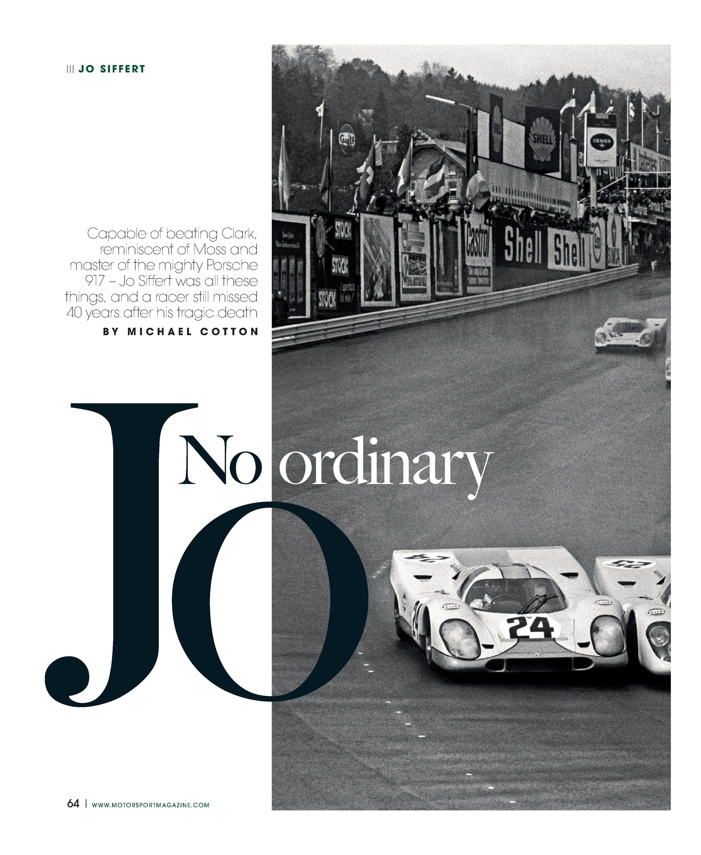 No ordinary Jo