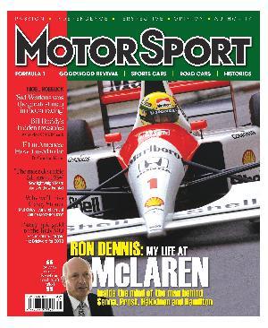 Cover image for November 2012