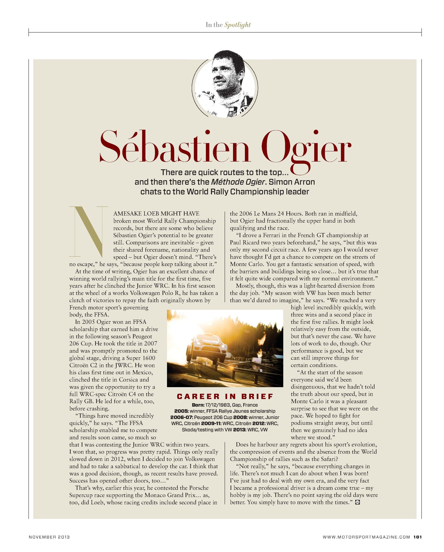 Sébastien Ogier image